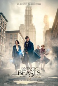 Warner Brothers' Fantastic Beasts and Where to Find Them